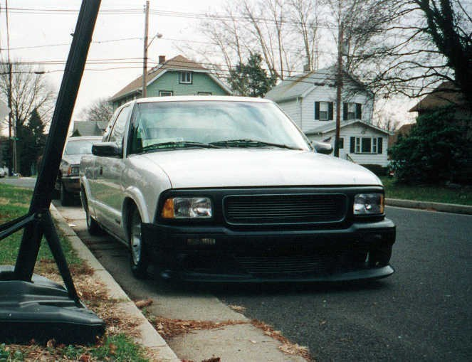 AVTekks 1996 Chevy S-10 photo