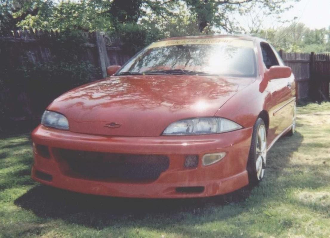 LocoZ24s 1997 Chevy Cavalier photo