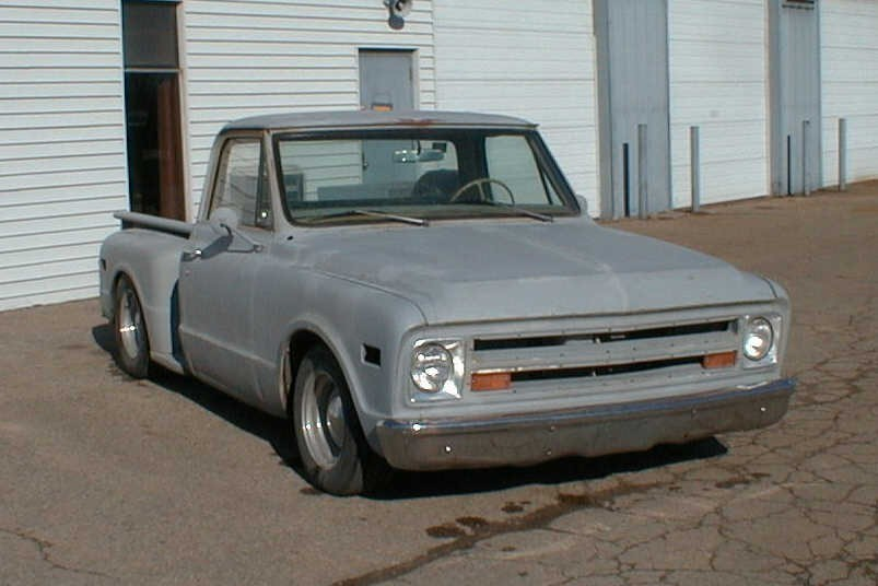 AirDaddys 1968 Chevy Full Size P/U photo