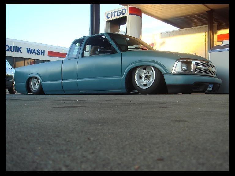 vinnysminis 1995 Chevy S-10 photo