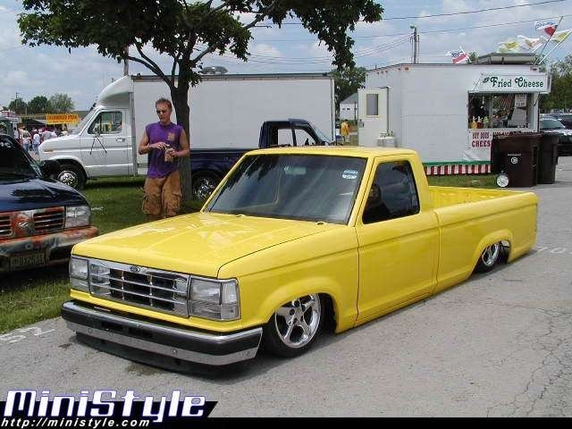 StyLiNs 1991 Ford Ranger photo