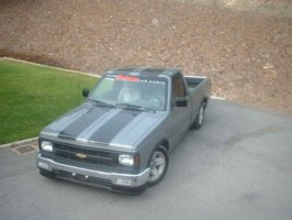 badboys65656s 1991 Chevy S-10 photo thumbnail