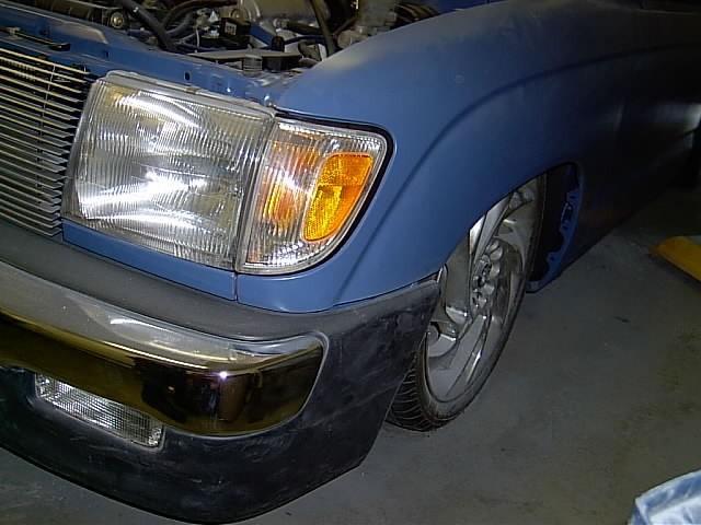 slamrbris 2000 Toyota Tacoma 2wd photo