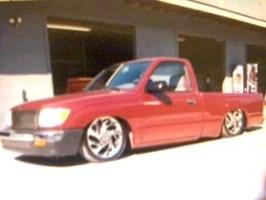slamrbris 2000 Toyota Tacoma 2wd photo thumbnail