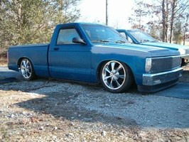 notlowenuffs 1991 GMC S-15 photo thumbnail