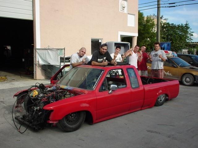 LowYotas 1992 Toyota 2wd Pickup photo