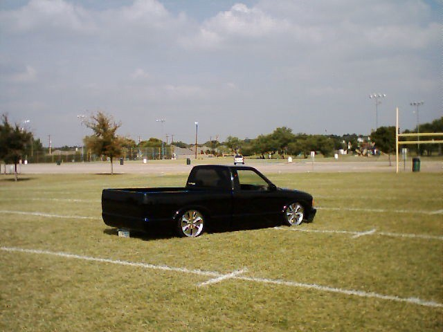 smoothslimers 1994 Chevy S-10 photo