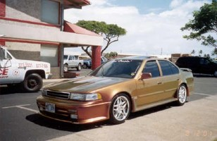 kameleonmaxs 1989 Nissan Maxima photo thumbnail