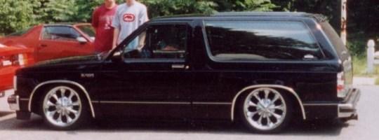 Js10blazRs 1989 Chevy S-10 Blazer photo thumbnail