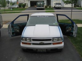 grndpoundrs 1995 Chevrolet Blazer photo thumbnail