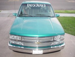 rastamans 1994 Chevy Full Size P/U photo thumbnail