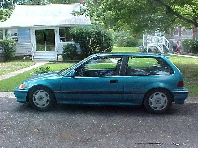 S-truckTucks 1991 Honda Civic Hatchback photo