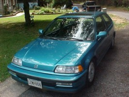 S-truckTucks 1991 Honda Civic Hatchback photo thumbnail