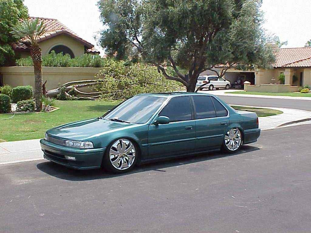 itsloudinsides 1993 Honda Accord photo