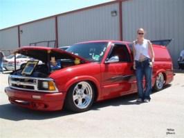 SMANs 1996 Chevy S-10 photo thumbnail