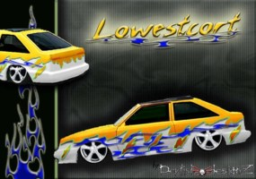 LOWESTCORTs 1986 Ford Escort photo thumbnail