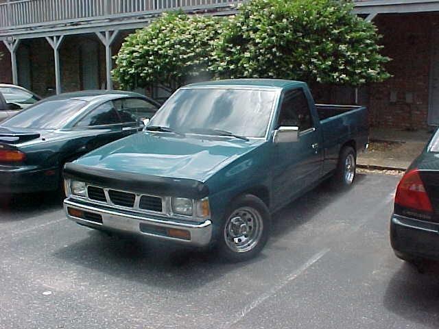 MikeeMikes 1995 Nissan Hard Body photo