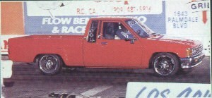 zuks 1987 Toyota SR5 2WD photo thumbnail