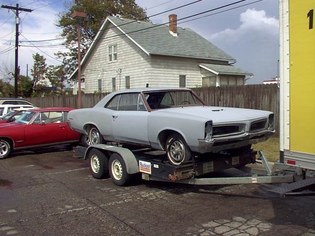 CodeRedZ24s 1966 Pontiac GTO photo