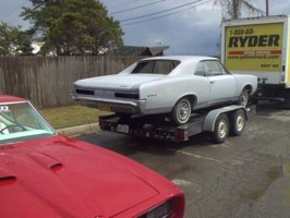 CodeRedZ24s 1966 Pontiac GTO photo thumbnail