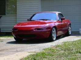 superdaves 1992 Mazda Miata MX5 photo thumbnail