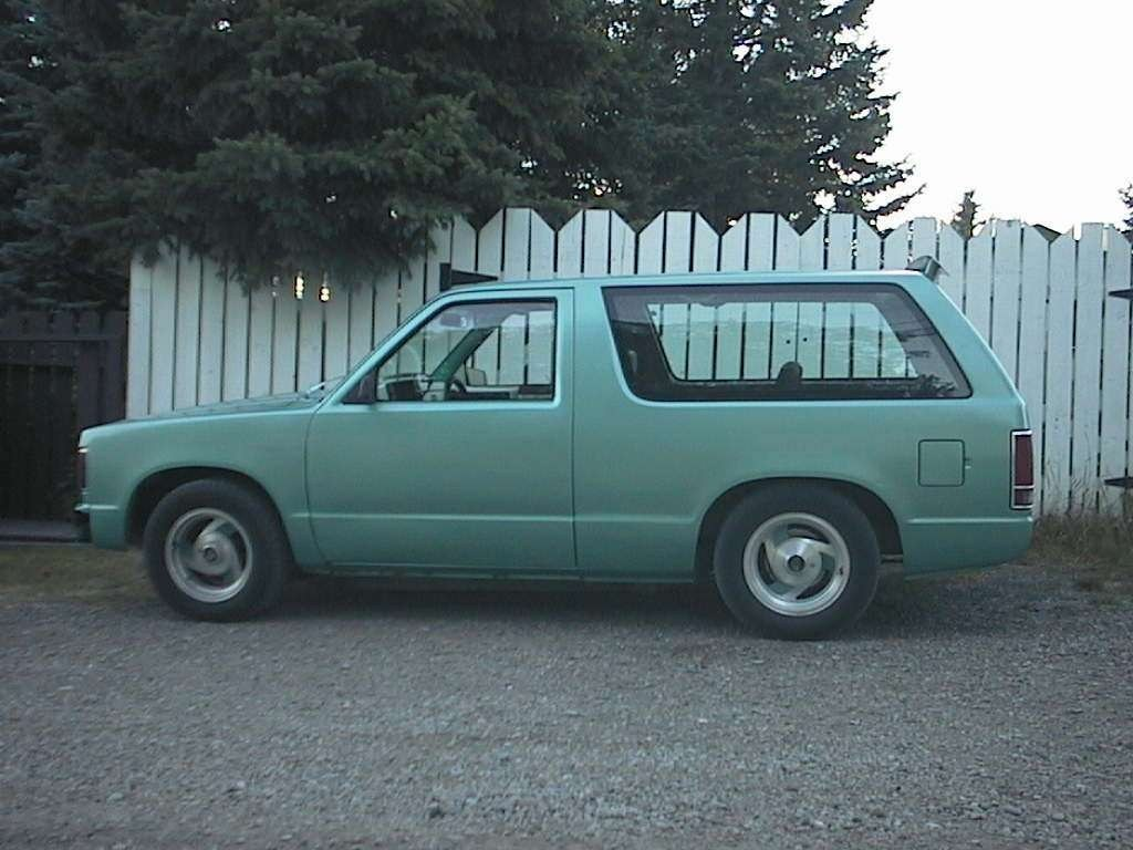 doogies 1987 Chevrolet Blazer photo