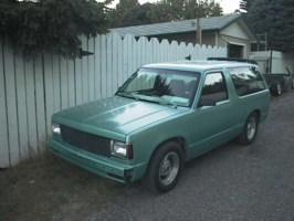 doogies 1987 Chevrolet Blazer photo thumbnail