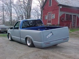 SPANKSs 1995 Chevy S-10 photo thumbnail