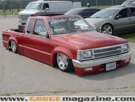 flamedmazdas 1992 Mazda B2200 photo thumbnail