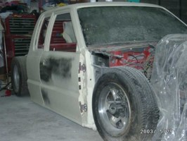 DraginRangers 1986 Mazda B2000 photo thumbnail