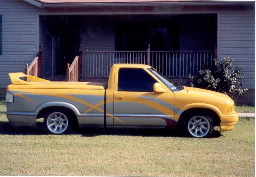 Jonboy_911s 1995 GMC Sonoma photo