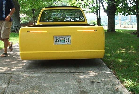 CLNSHVNS10s 1985 Chevy S-10 photo