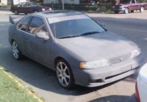 Drastics 1996 Nissan 200 SX photo thumbnail