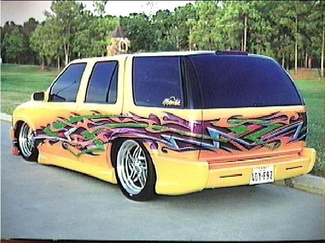 pbeguys 1995 GMC Jimmy photo