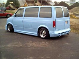 LowASTROs 1985 Chevy Astro Van photo thumbnail