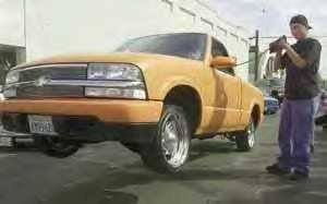DRAGTHISs 1998 Chevy S-10 photo