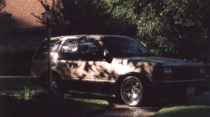 Punch15ss 1994 Ford  Explorer photo