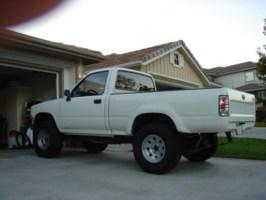 disolves 1992 Toyota 2wd Pickup photo thumbnail