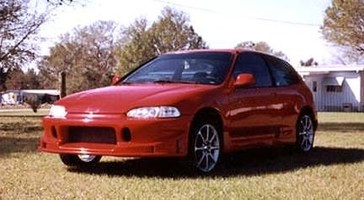 sikegs 1993 Honda Civic SI photo thumbnail
