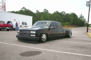 MrTrickys 1997 Chevy Dually photo thumbnail