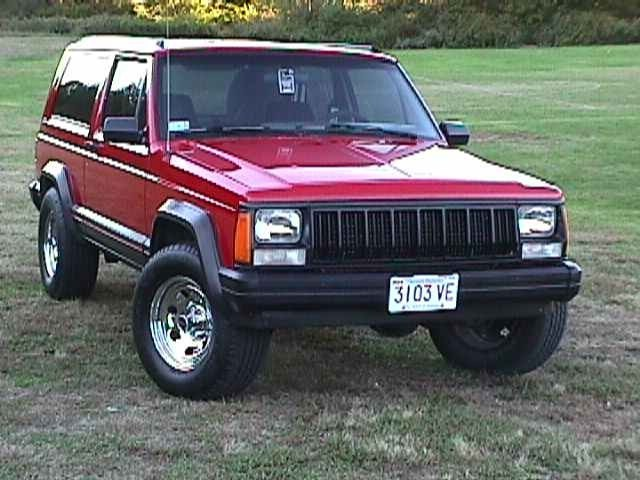 Jeepa1s 1994 Jeep Cherokee photo