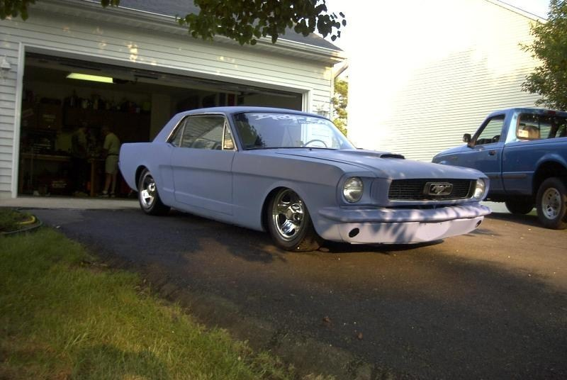 KevPetitts 1966 Ford Mustang photo