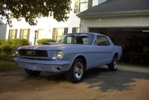 KevPetitts 1966 Ford Mustang photo thumbnail