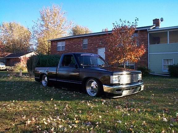 GroundedDoes 1986 Chevy S-10 photo