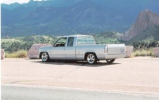 sportrucksdotcoms 1993 Chevy Full Size P/U photo thumbnail
