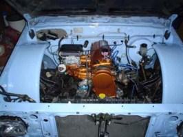 BALLINouttaCONTROLs 1989 Mazda B2200 photo thumbnail