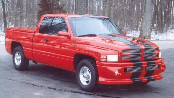 RAM MANs 1998 Dodge Ram 1/2 Ton P/U photo