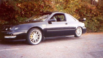 NEONMAN79s 1997 Acura CL photo thumbnail