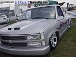 GIRLLAYNROCKERSs 1991 Chevy Full Size P/U photo thumbnail