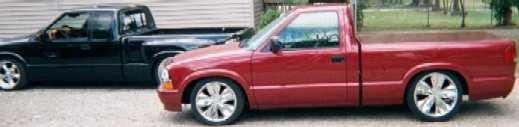 eshams 1996 Chevy S-10 photo